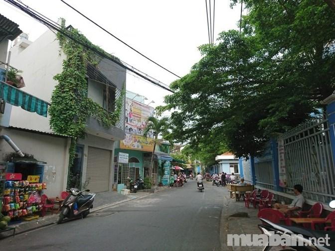 Bán nhà 112 m2, hẻm 6m Thành Mỹ, P.8, Tân Bình; gần chợ Tân Bình, Lý Thường Kiệt