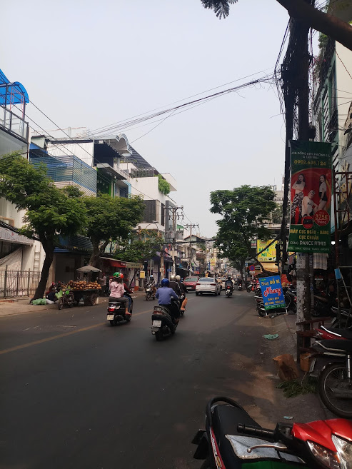 Bán nhà góc 2 mặt tiền Bàu Cát 1, P.14, Tân Bình; 6 x 14m, 2 lầu, giá chỉ 17 tỷ