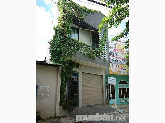Bán nhà đường  8m Tái Thiết, P.11, Tân Bình; 5x17m, 2 lầu, nhà mới xây, ngay Ngã 4 Bảy Hiền
