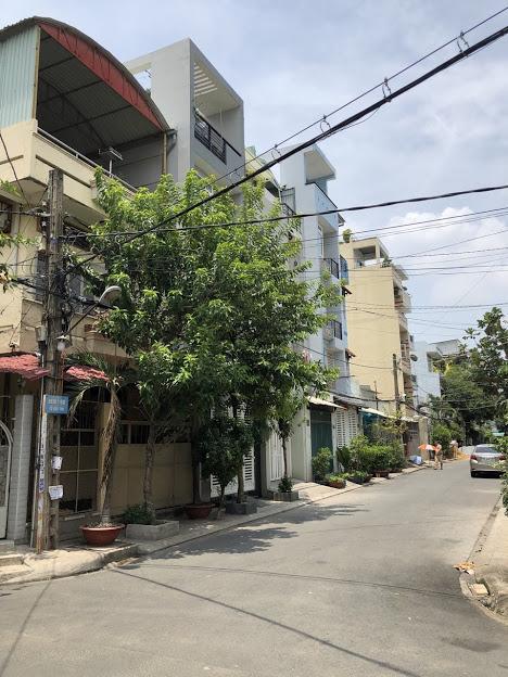 Bán nhà góc 2 mặt tiền Ba Vân, P.14, Tân Bình; tiện kinh doanh, 109m2, 2 lầu