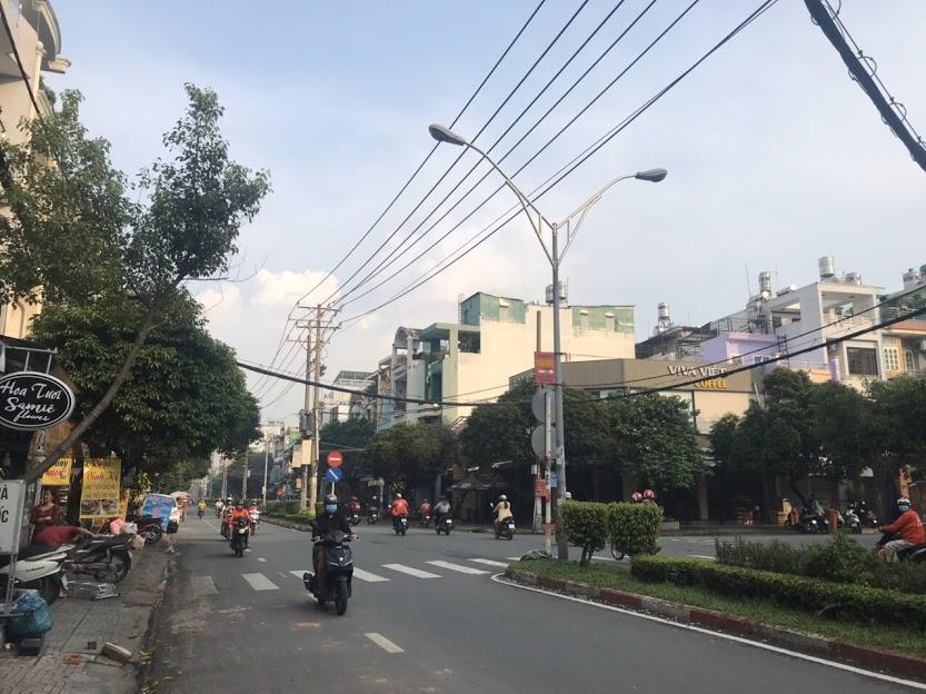 Bán nhà góc 2 mặt tiền Nguyễn Thái Bình, P.12, Tân Bình; 8.3 x 20m, 3 lầu, vị trí đẹp - 48 tỷ