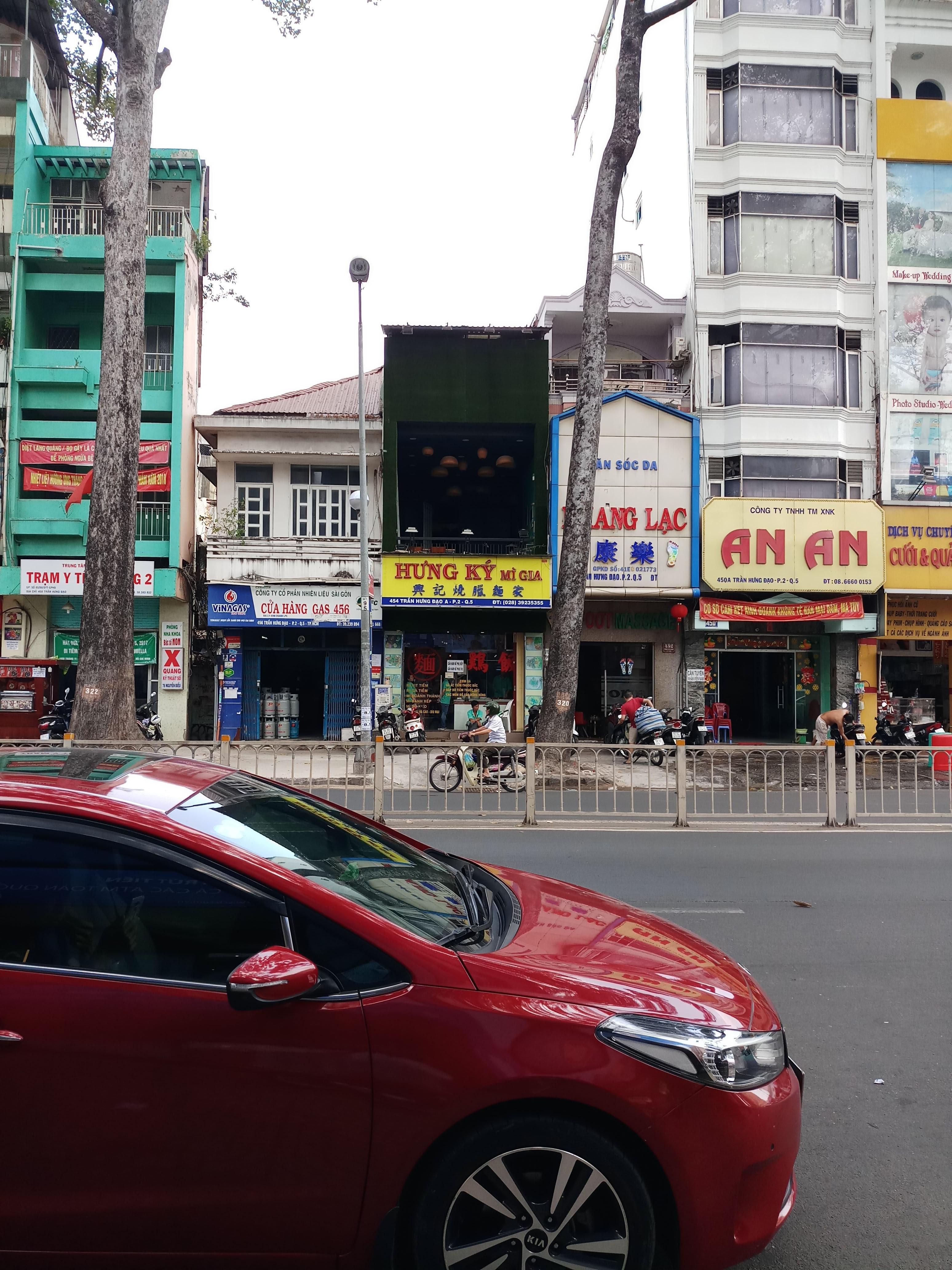 Bán nhà mặt tiền đường 12m Bàu Cát 2, P.14, Q.Tân Bình; 4x11m, vị trí đẹp, tiện kinh doanh
