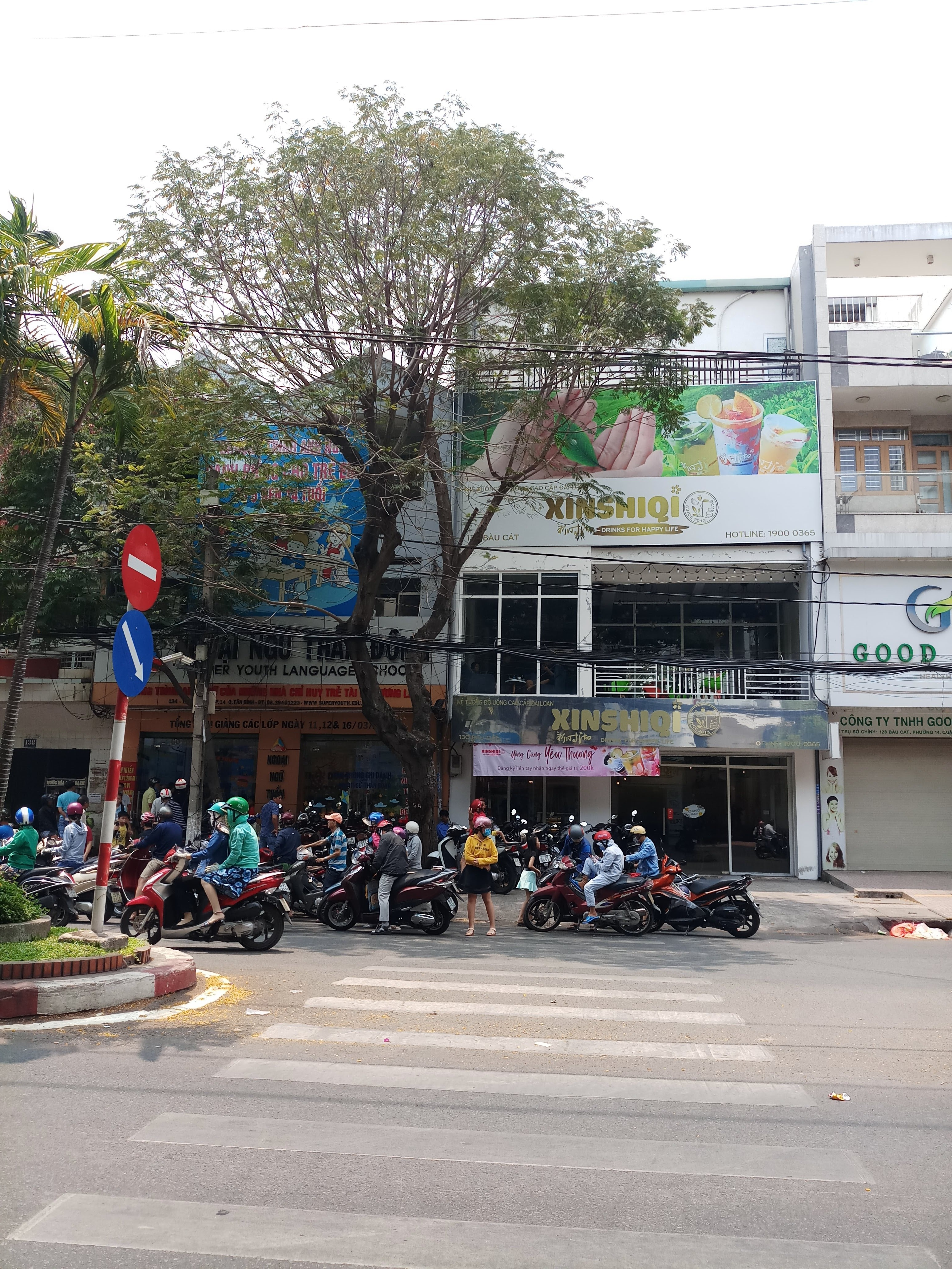 Bán nhà MT 30m Bàu Cát Đôi, P.14, Tân Bình; 8x28m, 4 lầu, vị trí đẹp