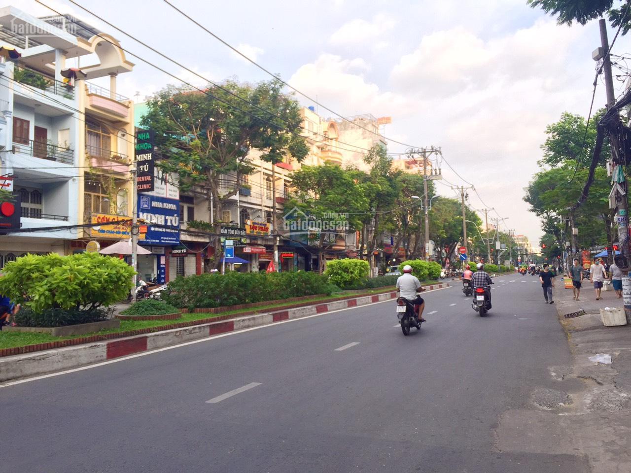 Bán nhà MT Lê Lai, P.12, Tân Bình; 4 x 17m, 2 lầu, sân thượng, nhà mới