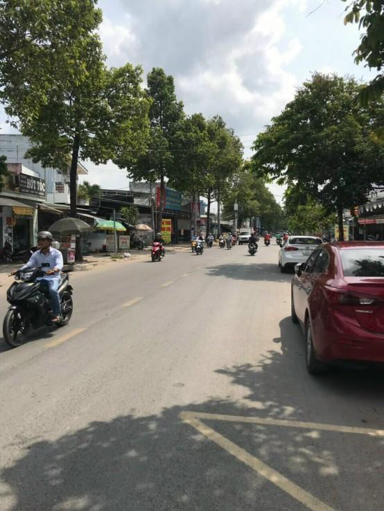 Bán nhà MT Nguyễn Ảnh Thủ, xã Bà Điểm, Hóc Môn; 15 x 70m, giá tốt chỉ 48 tỷ