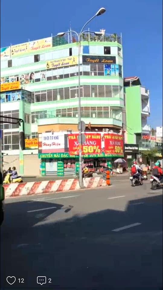 Cho thuê góc 2 mặt tiền Lê Trọng Tấn vs Sơn Kỳ, Tân Phú; DT: 9 x 20m, 4 lầu, vị trí tuyệt đẹp
